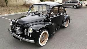 4cv Renault 1949 A Vendre : grande vente aux encheres publiques automobiles anciennes et prestige ~ Medecine-chirurgie-esthetiques.com Avis de Voitures