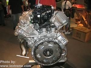 Tundra 5 7l Engine  Cut Away
