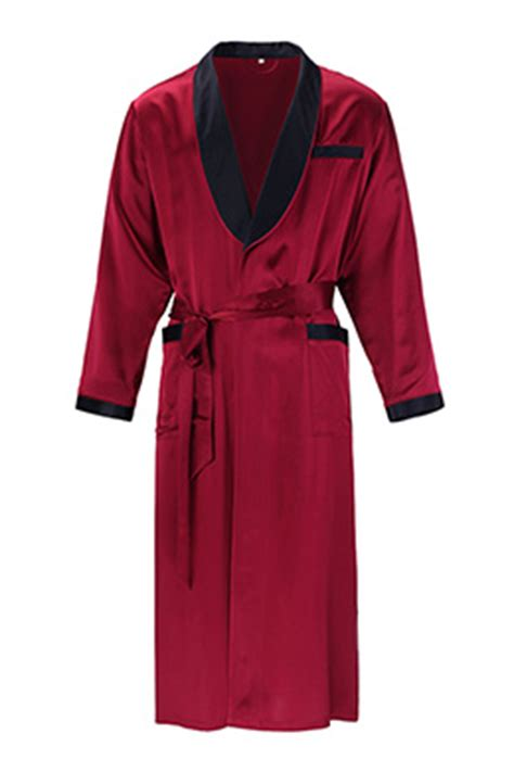robes de chambre homme smooth silk robes for and