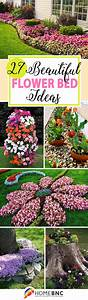 27 Best Flower Bed Ideas (Decorations and Designs) for 2018