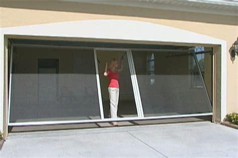 screen garage door garage screen doors canada secureall inc