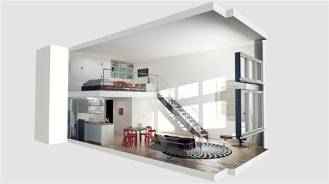 what does chambre in loft