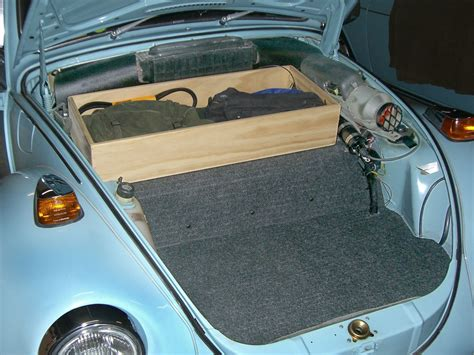 volkswagen beetle trunk in front thesamba com view topic show us your trunk