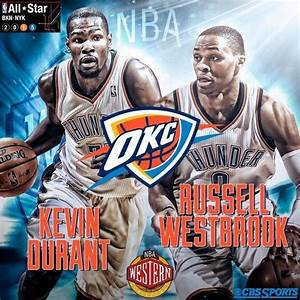 Kevin Durant And Russell Westbrook Wallpapers 2016 ...