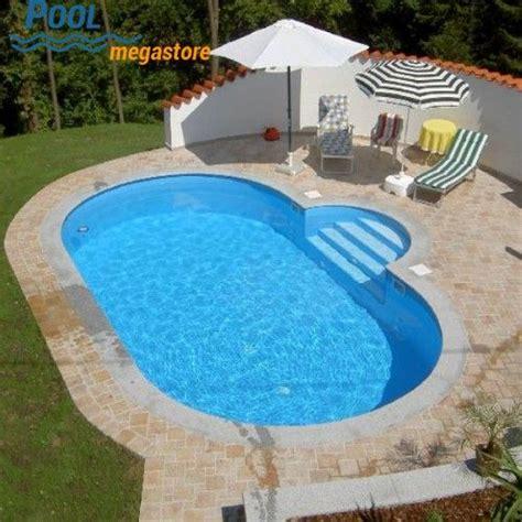stahlwandpool 120 tief stahlwandbecken oval 486 x 250 x 120 cm en 2019 panama pool landscaping cool pools y