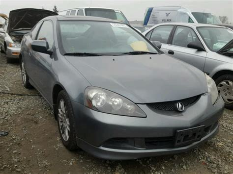 used 2005 acura rsx car for sale at auctionexport