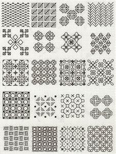 Türstopper Sack Ikea : blackwork fill in sampler nahen blog 2019 ~ A.2002-acura-tl-radio.info Haus und Dekorationen