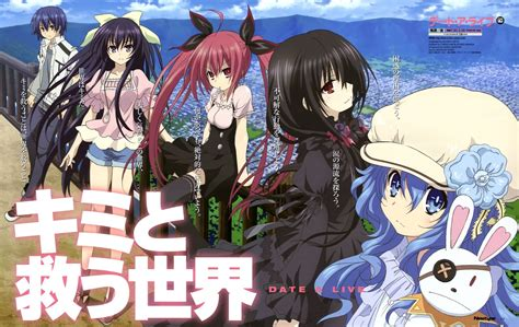 nonton anime date a live s1 date a live episode 4 subtitle indonesia