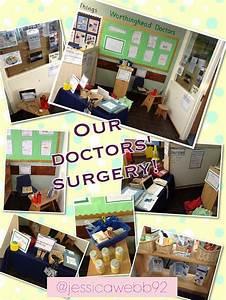 Our doctors' surgery! EYFS | Role play | Pinterest | EYFS ...