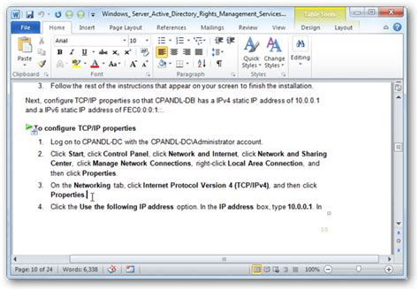 microsoft word tip continue editing  document