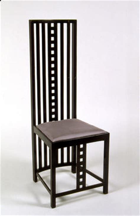 charles rennie mackintosh furniture theglasgowstory mackintosh chair