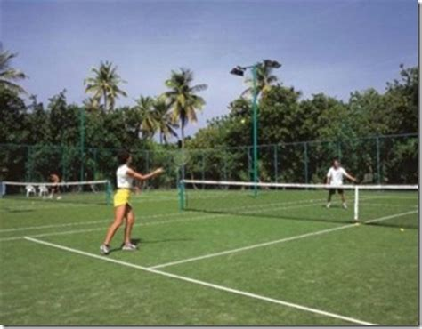 maldives raquet sports reethi beach maldives complete blog