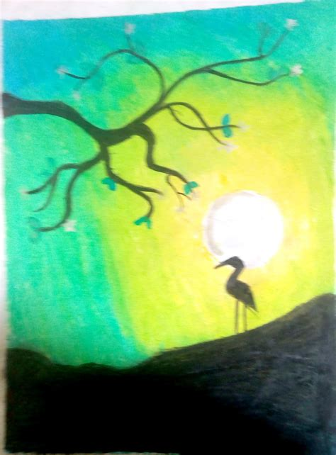 oil pastel drawings art starts  kids