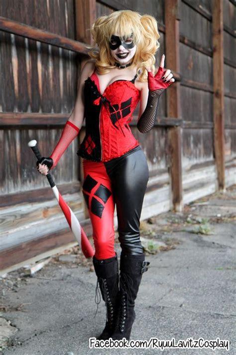 Character Harley Quinn Version Free Cosplayer Ryuu