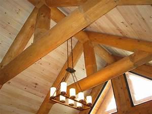Rond En Bois : galerie de photos de chalets et maisons en bois ronds prestige bois rond ~ Teatrodelosmanantiales.com Idées de Décoration