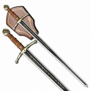 Medieval Templar Knight Crusader Sword