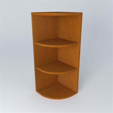 kitchen cabinet corner shelf kitchen corner shelf 3d cgtrader 5207