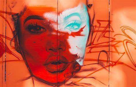 images gratuites rouge couleur la peinture corps