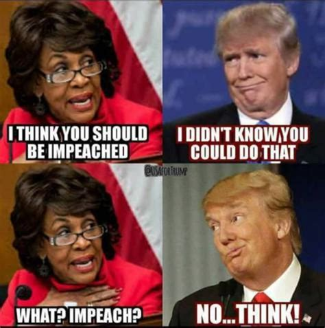 Maxine Waters Memes - hilarious meme sums up why maxine waters shouldn t be in congress