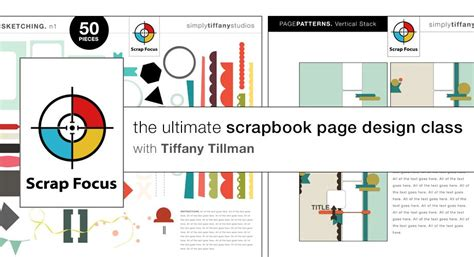 tiffany tillman templates scrap focus with tiffany tillman tiffany scrap and