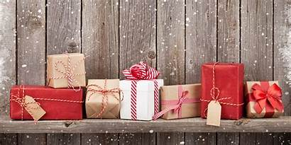 Holiday Christmas Gift Wrapping Tips Wrapped Presents