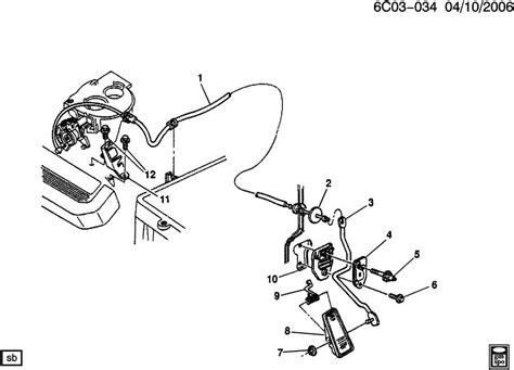 electronic throttle control 1999 cadillac deville navigation system accelerator control v8 4 9l