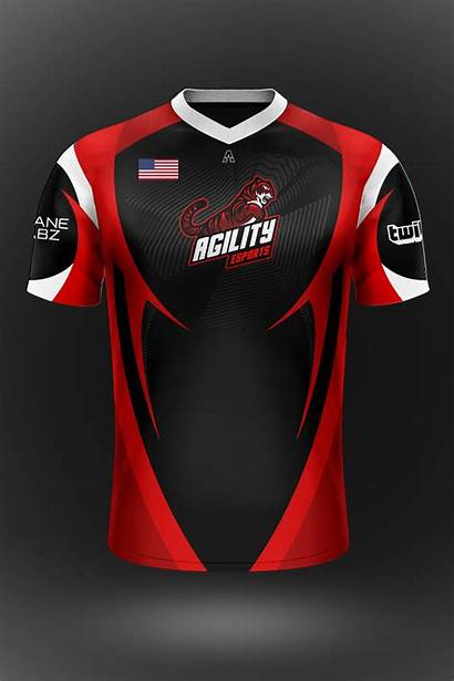 Agility Jersey Esports Akquire Select Options