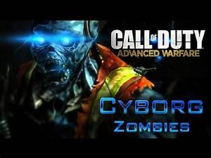 Call Of Duty Advanced Warfare Cyborg Zombies | www ...