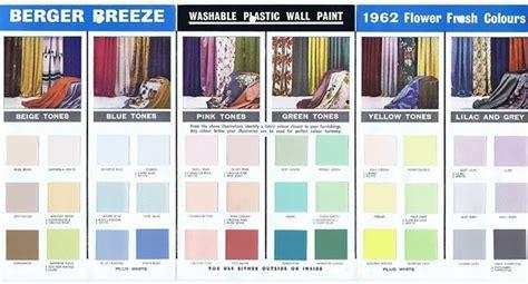 mid century modern paint colors 1962 berger jpeg
