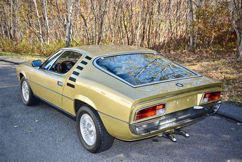 Alfa Romeo Montreal For Sale Usa by 1972 Alfa Romeo Montreal Historic Motor Sport