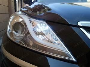 2011 Hyundai Sonata Light Bulb Number Bmw Mercedes Hyundai H7 Led High Beam Daytime Running