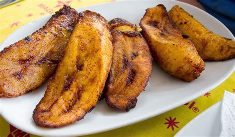 bananes plantain frites kelewele par streetfood et cuisine du monde