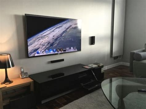 Bedroom Apple Tv by Mac Setup A Gorgeously Minimalist Apple Household