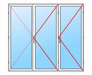 Fenetre 3 Vantaux Pvc : portes fen tre pvc 3 vantaux menuiseries direct ~ Melissatoandfro.com Idées de Décoration