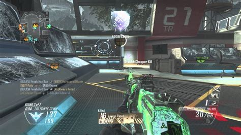 Xbox 360 Black Ops 2 Going Try Hard Mode Youtube