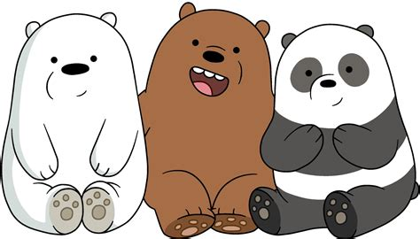 laptop  bare bears hd wallpapers wallpaper cave
