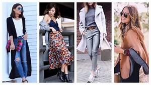 les meilleures tendances mode de l39automne hiver 2017 2018 With tendance de mode