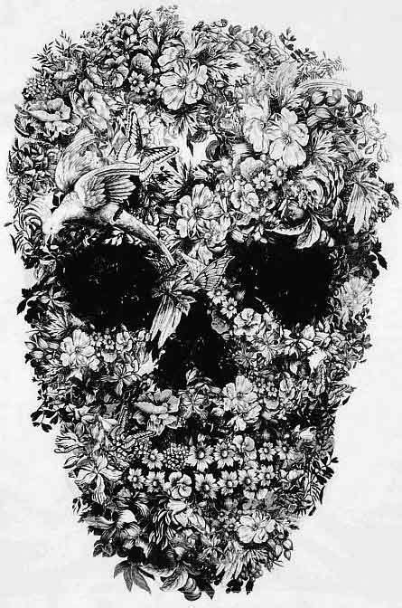 Nature Kills Scull Tattoo Sketches Skull Art