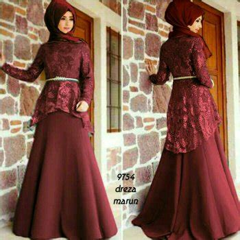 gambar jual songket set baju kondangan setelan wanita muslim kebaya imafashionshop di rebanas