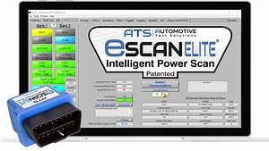 Ats escan elite sm youtube for Ats scan