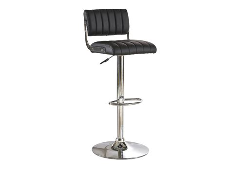 tabouret de bar quot jukebox quot noir 68667