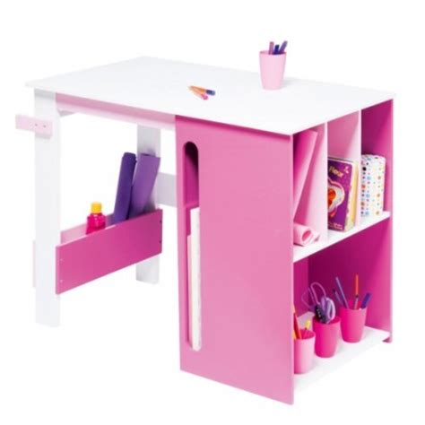bureau enfant fille mot cl 233 table d 233 corer
