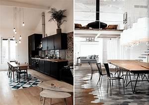 Solde Table A Manger : les carreaux pour booster votre d co escale design ~ Teatrodelosmanantiales.com Idées de Décoration