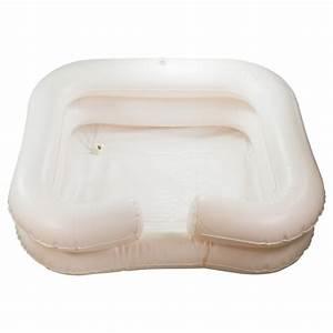 Duschvorrichtung Für Badewanne : haarwaschbecken haarwaschwanne aufblasbar homecare und ~ Michelbontemps.com Haus und Dekorationen