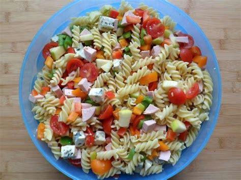 les meilleures recettes de salade de pates