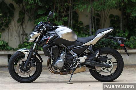 Kawasaki Z650 Image by Ride Impression 2017 Kawasaki 650 And Z650 Paul