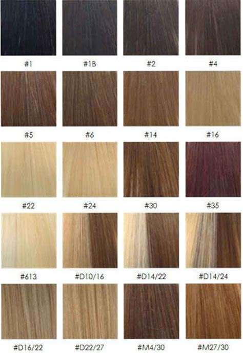 Hair Colors List Pictures by Aveda Hair Color Chart I Like 35 Hair We Go Again