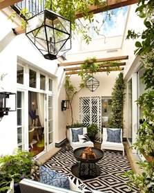 courtyard home designs 25 best indoor courtyard ideas on