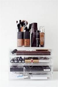 Boite Rangement Maquillage Ikea : 52 id es de rangement make up en photos et vid os ~ Dailycaller-alerts.com Idées de Décoration