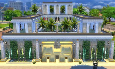 cleopatra palace egypt  tatyana  sims  updates